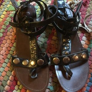 Shoes - Gladiator style sandals